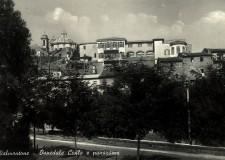 Ospedale civile, anno 1955 - cartolina Archivio Pro Loco