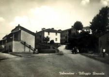 Villaggio della Rinascita, anno 1955 circa  - cartolina Archivio Pro Loco