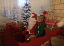 Le renne di Babbo Natale - la slitta