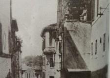 Via Nazionale anno 1922 - foto gentilmente concessa da  Fusani Marcello
