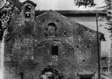 Chiesa Madonna delle Grazie anno 1922 - foto gentilmente concessa da Fusani Marcello