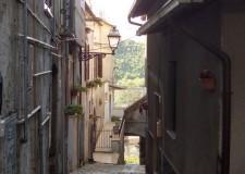 Vicolo Bertarelli - Foto archivio Pro Loco