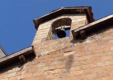Il campanile - foto archivio Pro Loco