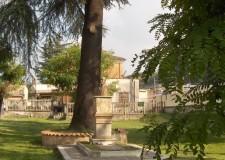 Busto di Totò - Foto archivio Pro Loco