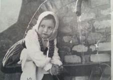 Fontana della Costarella anno 1952 - foto gentilmente concessa da Bruni Pina