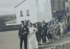 Matrimonio anno 1954 - foto gentilmente concessa da Polce Piacentina