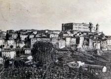 Veduta di Valmontone - cartolina gentilmente concessa da Cocchia Ugo