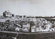 Valmontone nel dopoguerra - foto gentilmente concessa da Cocchia Ugo